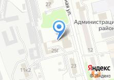 Компания «Параметр» на карте