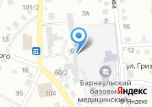 Компания «Курдалагон» на карте