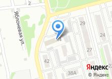 Компания «Территориальный пункт УФМС России по Первомайскому району» на карте
