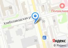 Компания «ГТМ-Строй» на карте
