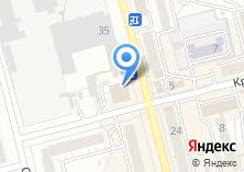 Компания «Новоалтайск» на карте