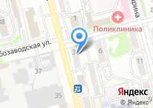Компания «ЭЛИТ-крепёж» на карте