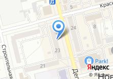 Компания «Русские овощи» на карте