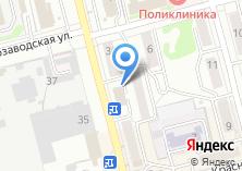 Компания «Алтайская Теплогазовая Компания» на карте