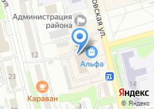 Компания «Artykeys» на карте