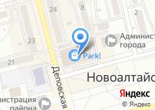 Компания «Трам-пам-парк» на карте