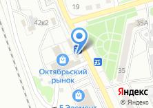 Компания «Крепёж Шурупыч» на карте