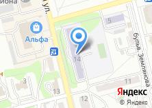 Компания «Гимназия №166» на карте