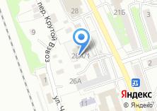 Компания «ГазДомТехника» на карте
