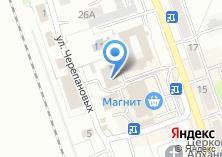 Компания «Охрана МВД РФ по Алтайскому краю ФГУП» на карте