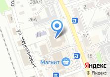 Компания «Отдел вневедомственной охраны по г. Новоалтайску» на карте