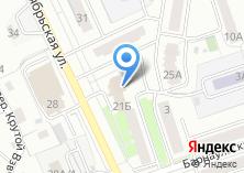 Компания «Бакс» на карте