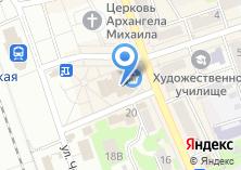 Компания «Sakwa.RU» на карте