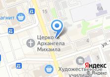 Компания «Золотой Ломбард» на карте