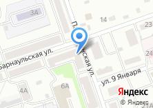 Компания «РоссельхозБанк» на карте
