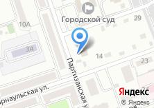 Компания «Церковь Христиан Адвентистов Седьмого Дня г. Новоалтайска» на карте