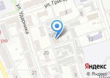 Компания «ЭКСПРЕССавто» на карте