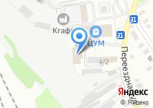Компания «ПРИОРИТЕТ» на карте