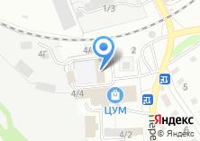 Компания «Краевая автошкола» на карте