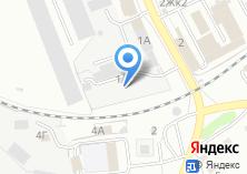 Компания «Амет» на карте