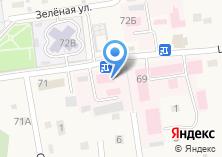 Компания «Первомайская центральная районная больница им. А.Ф. Воробьева» на карте