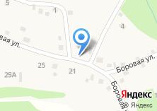 Компания «АлНик на Боровой» на карте