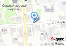 Компания «Заборы ГОСТ» на карте