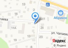 Компания «Чапаев» на карте