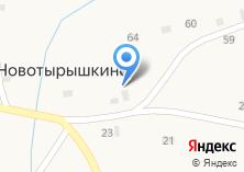Компания «Сибирский купец» на карте