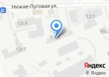 Компания «Томские Полимеры» на карте
