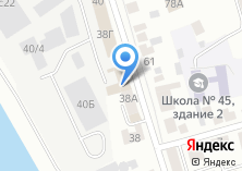 Компания «ДЭЛЬТА» на карте