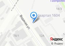 Компания «СТ-Групп» на карте