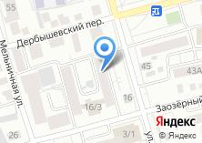 Компания «Хмельновъ» на карте