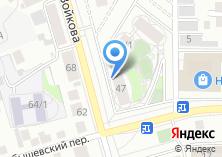 Компания «Пулверлак-Томск» на карте