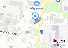 Компания «СибПрофСтандарт» на карте