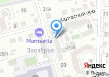 Компания «КопиТал» на карте