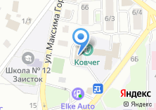 Компания «Общежитие СибГМУ» на карте