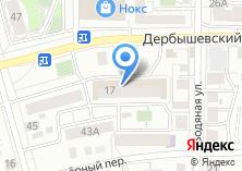 Компания «МультиСервис сеть центров технического обслуживания» на карте