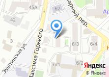 Компания «Энерго-Сервис» на карте