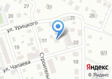 Компания «Строящийся жилой дом по ул. Чапаева» на карте