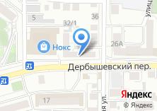 Компания «Tikkurila» на карте
