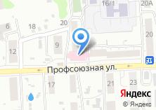 Компания «Поликлиника №3» на карте
