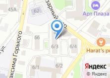 Компания «Сантех-Профи» на карте