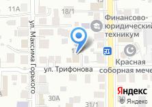 Компания «Золотая косточка» на карте