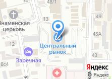 Компания «СибМясТорг» на карте