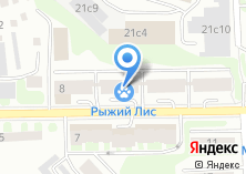 Компания «Золотые ножнички» на карте