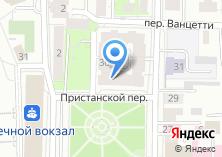 Компания «Территориальная избирательная комиссия Ленинского района» на карте