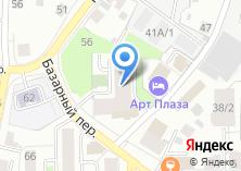 Компания «Медстар+» на карте
