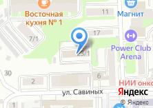 Компания «Наука Техника Медицина» на карте