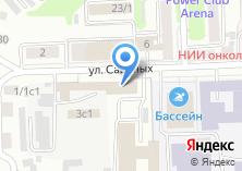 Компания «ГБО» на карте